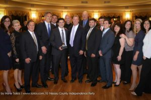 Nassau County Independence Party Freedom Award Honorees